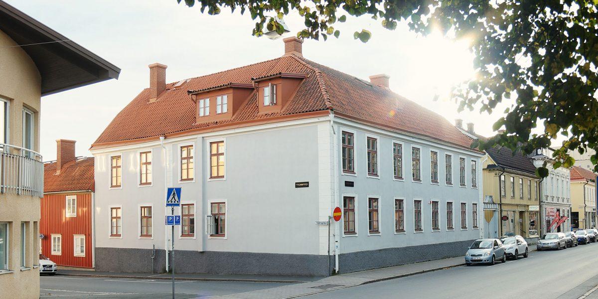 Fastighet Balladen 3 i centrala Jönköping - Hyra lägenhet i Jönköping