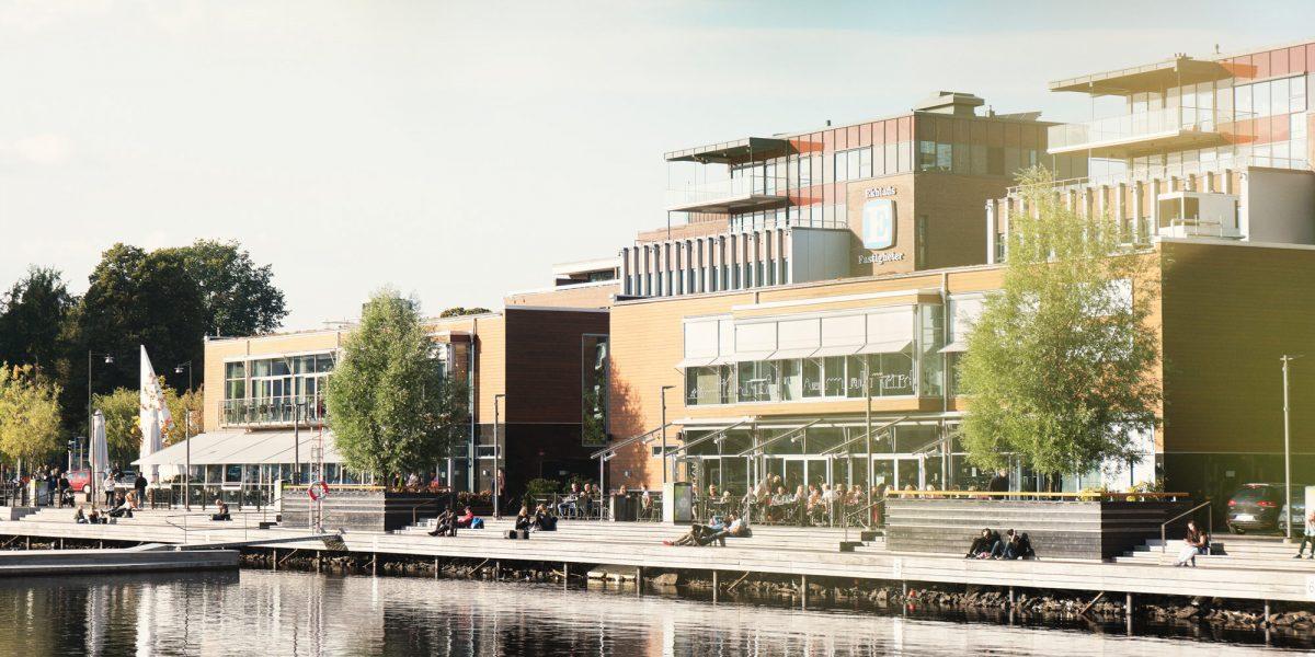 Magasinen - Hyra kontor, lokal och lägenhet i Jönköping
