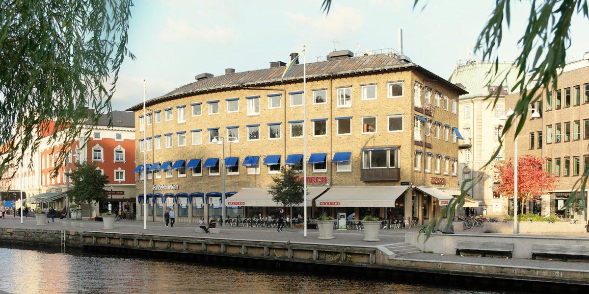 Centralt läge - Hyra kontor, lokal och lägenhet i Jönköping