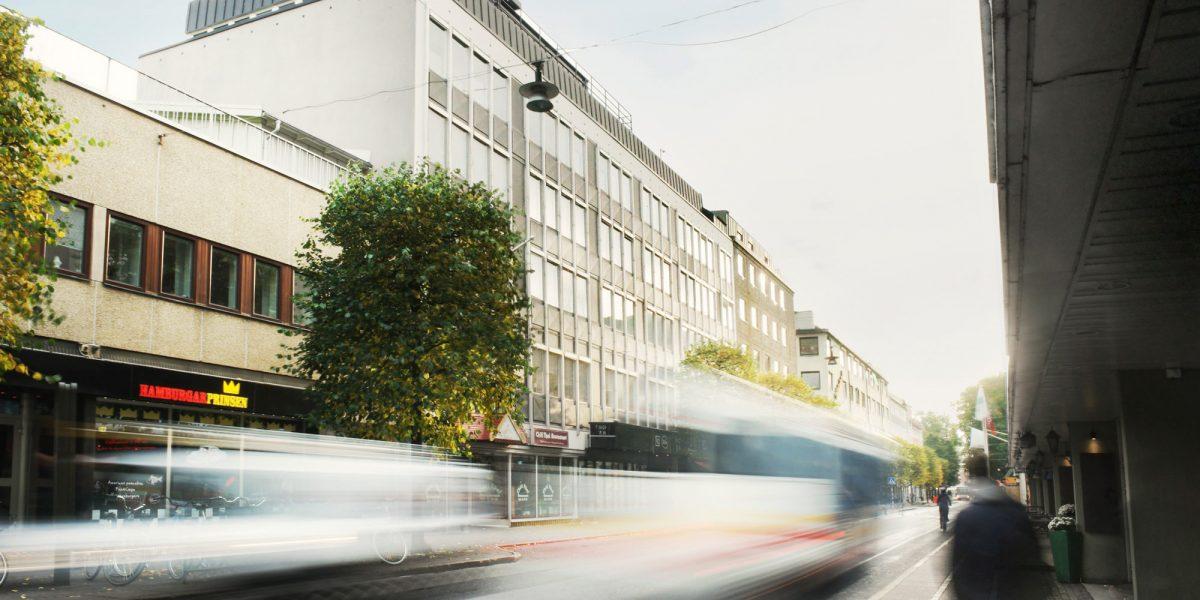 Centrala Jönköping - Hyra kontor, lokal och lägenhet i Jönköping