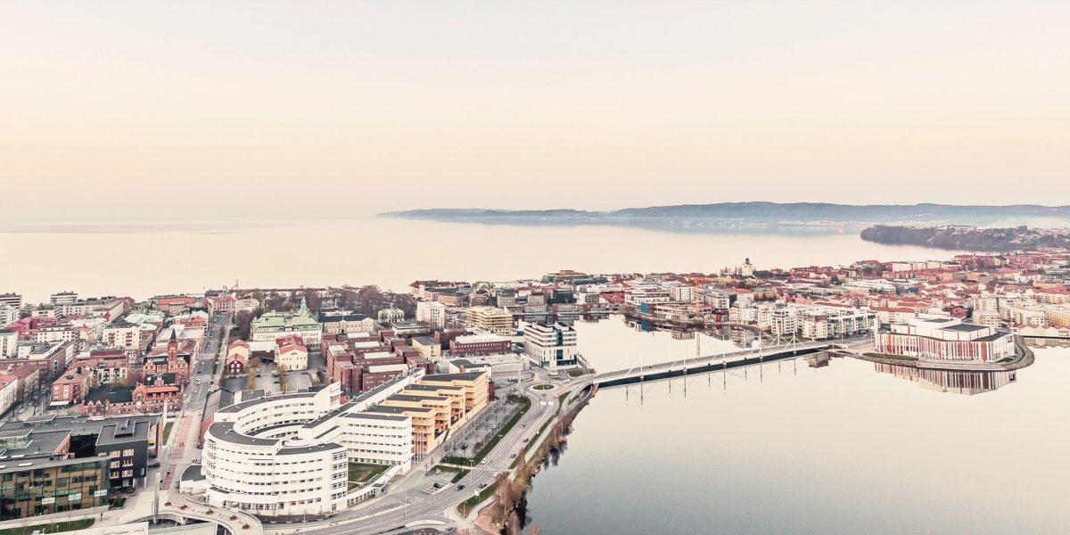 Jönköping City - Hyra kontor, lokal och lägenhet i Jönköping