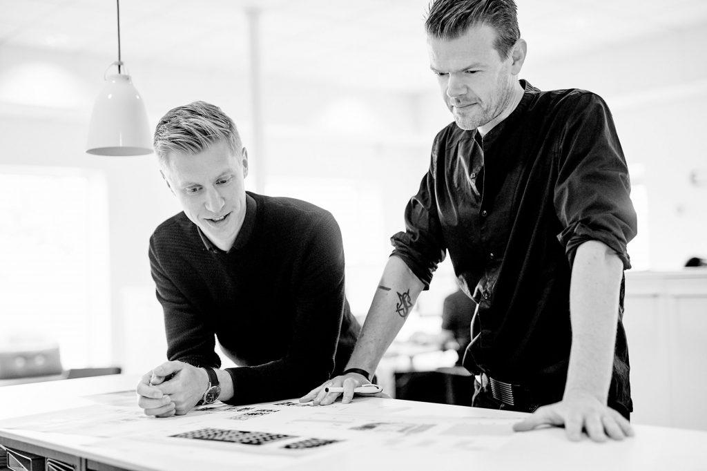 Arkitekterna Johan Ljungqvist och Johan Lund, Enter - Köp lägenhet på East i Jönköping