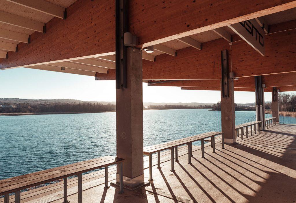 Närhet till vatten, Vättern och Munksjön - Köp lägenhet på East i Jönköping