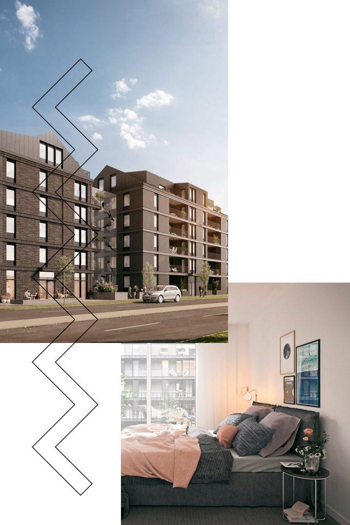 Hög design - Köp lägenhet på East i Jönköping