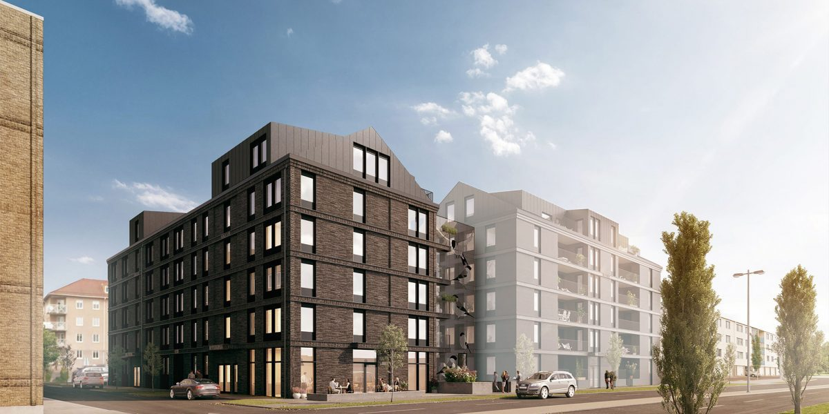 Hyr nyproducerade lägenheter i centrala Jönköping