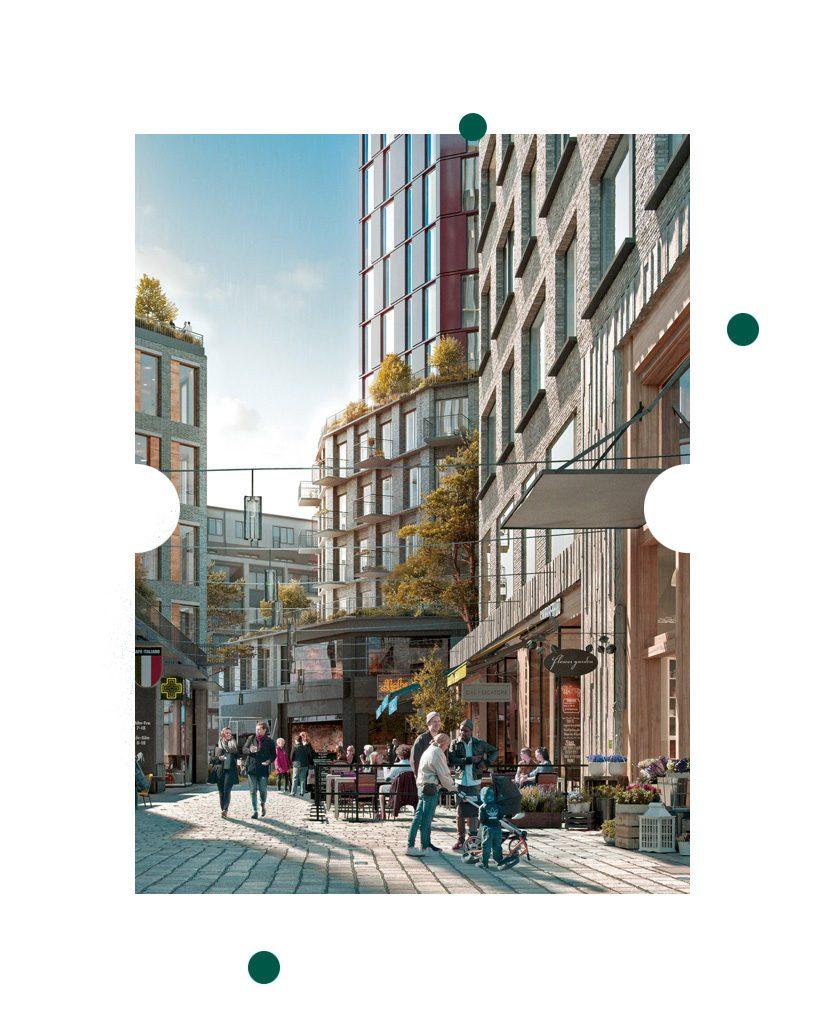 Karlastaden - nyproducerade lägenheter i Göteborg