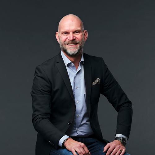 Portrait of Fredrik Zimmerman