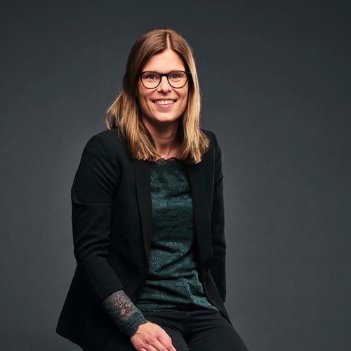 Portrait of Linnea Wallén