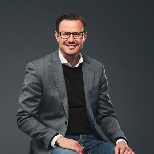 Portrait of Marcus Bredberg