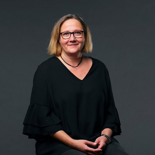 Portrait of Ulrika Pantzar